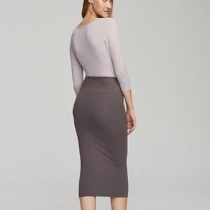 Dresses & Skirts - Bodycon Midi Dress New With Tags NWT 12-14 Gray